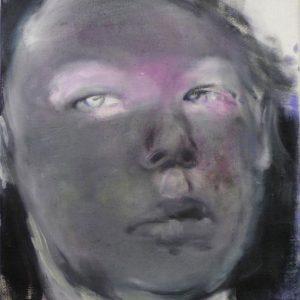 Denk an mich, Öl auf Leinwand, 52 cm x 50 cm, 2009