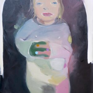 """""""Cozy"""", Öl auf Leinwand, 140cm x 80cm, 2020"""