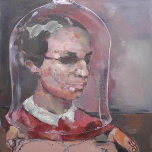 Ex Voto, Öl auf Leinwand 106 cm x 105 cm, 2012
