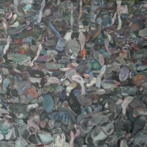 Paradiso, Öl auf Leinwand, 150cm x 190cm, 2012