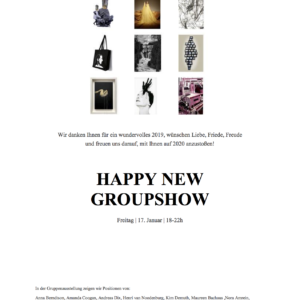 Happy new Groupshow