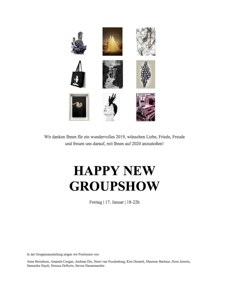 Happy new Groupshow
